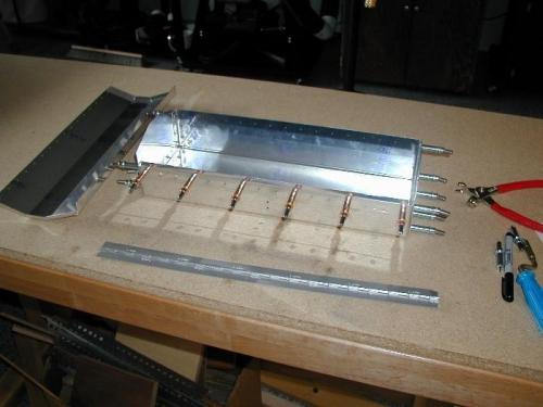 Box showng parts