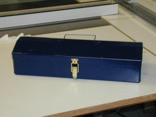 The Blue Tool Box