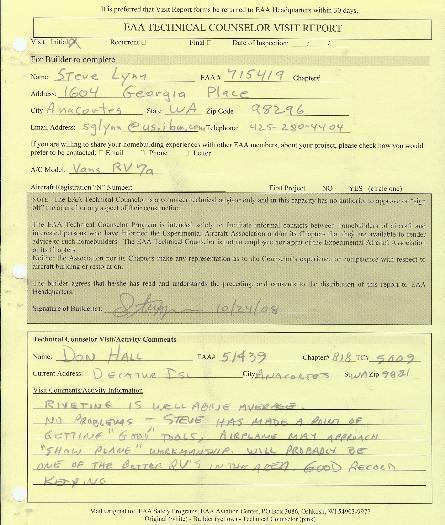 EAA Councilor Certificate