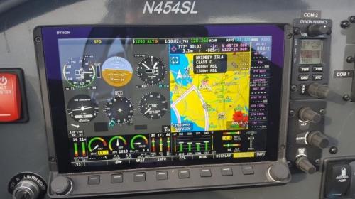 Landing numbers RPM=1800