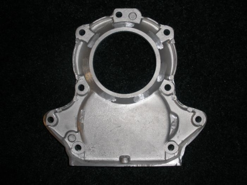 Front End Cover