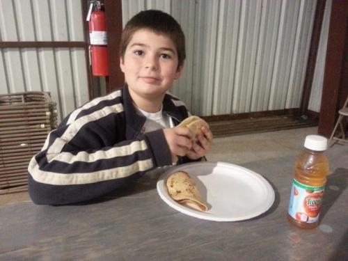 Tyler Loves Breakfast Tacos
