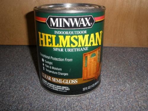 Minwax Spar Urethane