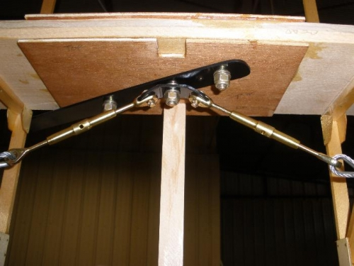 Rear Turnbuckles