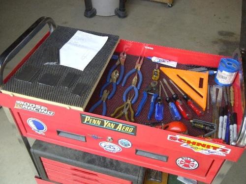 Tools/Part Caddy
