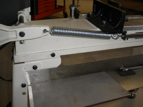 Factory Spring Tension Down Feed