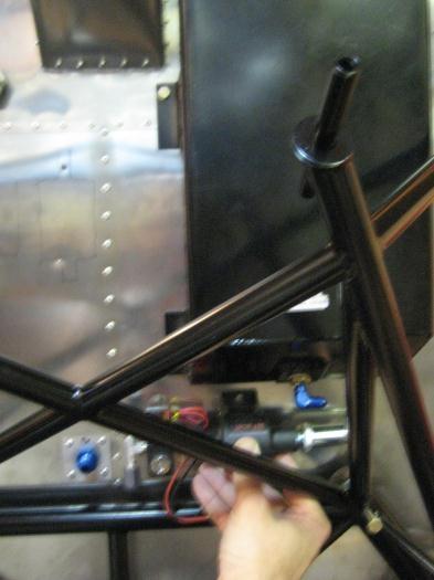 Smoke system pump & solenoid