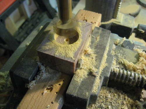 Drill press vice and 1