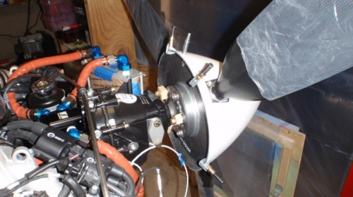 Drilling Spiner attachments