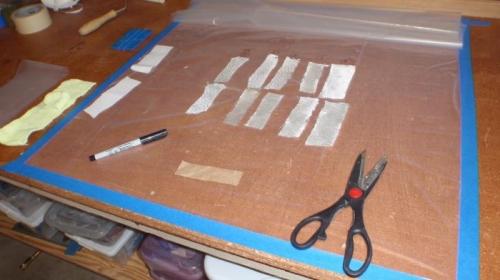edge strips cut