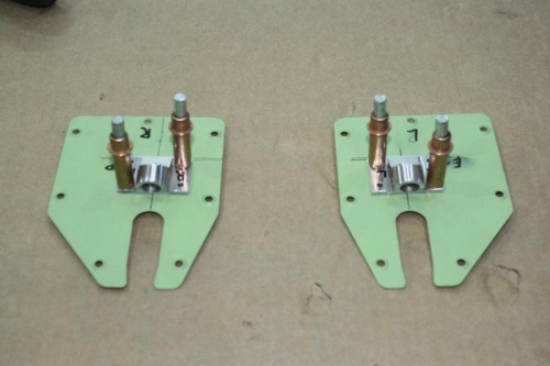 Trim Cable Anchor Brackets