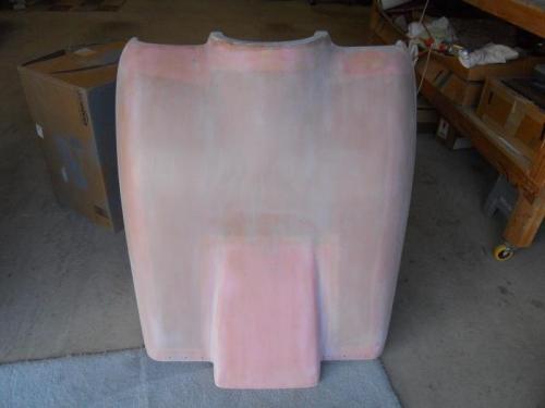 Lower-sanding primer gone