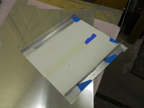 Posterboard template