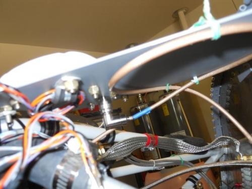 Dynon antenna wires