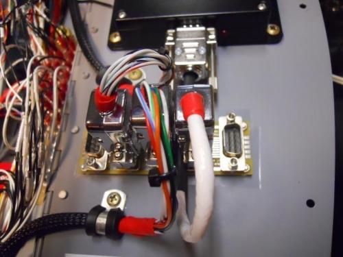 Redo of ARINC cable to hub