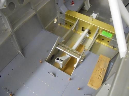Control column mounted