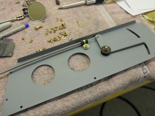 Mounting plate and #$%@ cable