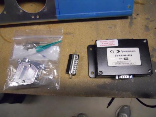ARINC 429 and parts
