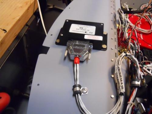 Plug assembled