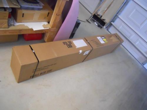 Box was heavy duty!