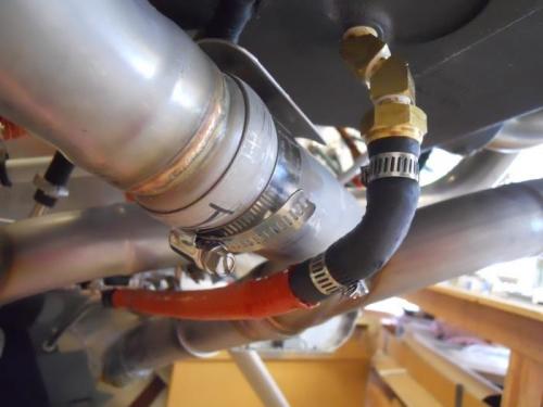 Sniffle valve adjusted