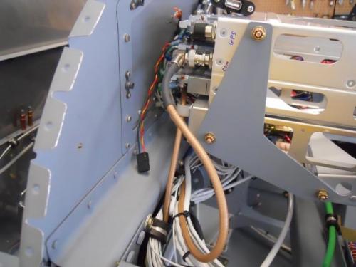 Antenna for GTN comm
