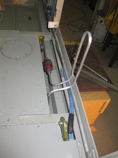 Aux Fuel tank breather line