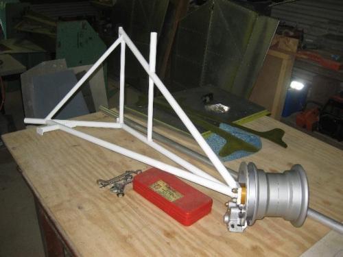 Landing gear assembly