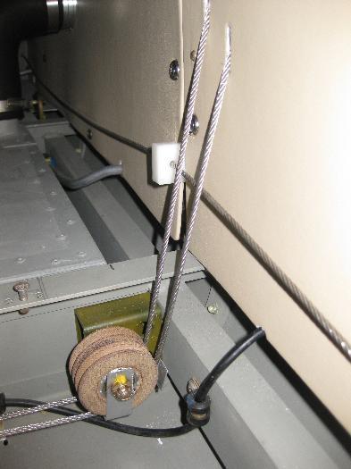 Aileron & Flap cables