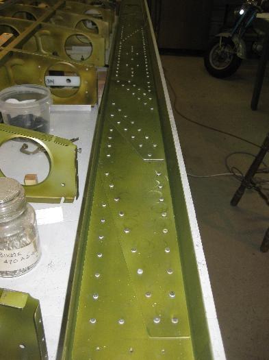 5/32 Solid rivets set
