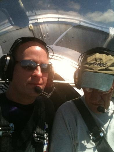 First Flight in a Sonex