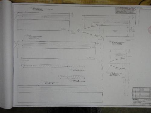 Plans for T-10 parts