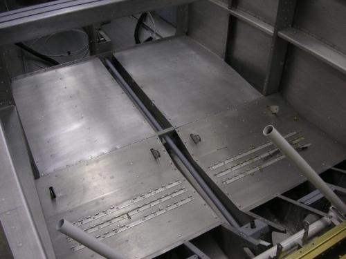 baggage floor