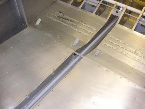 seat pan floor
